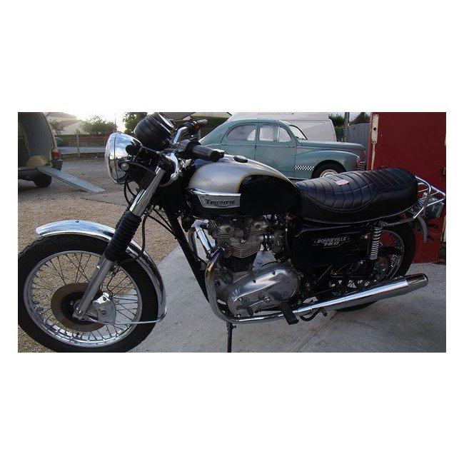 moto vendues triumph 750 bonneville hound motorcycle. Black Bedroom Furniture Sets. Home Design Ideas