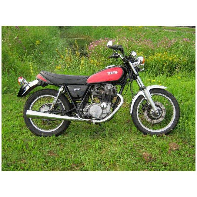 les occasions du hound yamaha 500 sr hound motorcycle. Black Bedroom Furniture Sets. Home Design Ideas