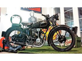 Rudge 250 Rapid