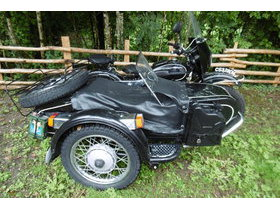 Ural side car