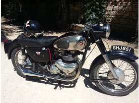 Matchless G 9