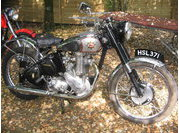 Bsa ZB 32 Gold Star
